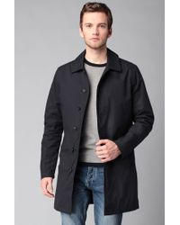 Jack & Jones | Blue Coat for Men | Lyst