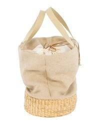 Joie - Natural Muun Cancale Jute Tote - Lyst