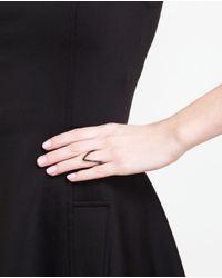 Yvonne Léon Black 'Viviane' Diamond Ring