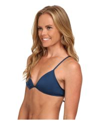 Patagonia | Blue Solid Kupala Top | Lyst