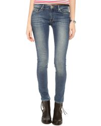 Won Hundred | Blue Lillian Jeans | Lyst