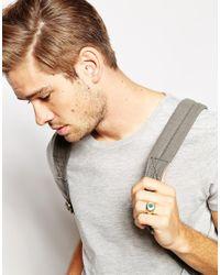 ASOS | Metallic Eye Ring for Men | Lyst