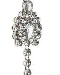 ASOS | Metallic Double Jewel Hair Brooches | Lyst