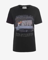 Each x Other - Black Photoprint Tee - Lyst