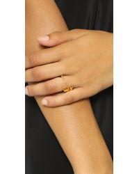 Pamela Love Metallic Talon Ring