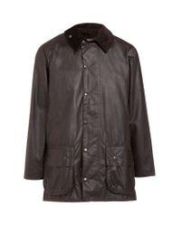 Barbour Brown Beaufort Jacket for men