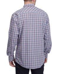 Henri Lloyd - Red Classic Shirt for Men - Lyst