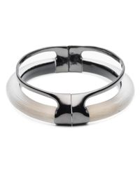 Alexis Bittar - Metallic Double Band Liquid Hinge Bracelet You Might Also Like - Lyst
