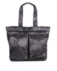 Porter | Gray Camo Tote Bag for Men | Lyst
