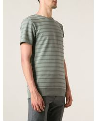 Soulland - Green 'Neptune' T-Shirt for Men - Lyst