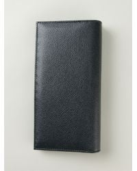 Dolce & Gabbana - Blue Long Wallet for Men - Lyst