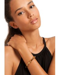 Trina Turk - Metallic Linked Flex - Lyst