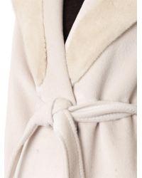 Max Mara Natural Periodi Coat