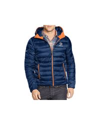 Ralph Lauren | Blue Polo Rlx Explorer Down Jacket for Men | Lyst