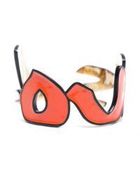 Louis Vuitton - Orange Preowned Stephen Sprouse Enamel Graffitti Bracelet - Lyst