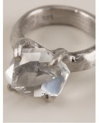 Bjorg Metallic The New Day Ring