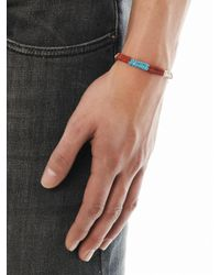 Folk | Blue Lucas Cord Bracelet | Lyst