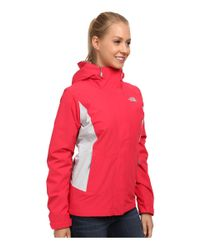 The North Face - Pink Claremont Triclimate® Jacket - Lyst