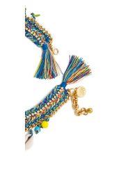 Venessa Arizaga | Multicolor Just Ride Necklace - Cactus | Lyst
