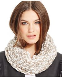 Steve Madden - Brown Polar Vortex Snood - Lyst
