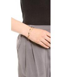 Gorjana - Metallic Mae Cuff Bracelet Set - Lyst