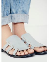 Free People - Gray Sol Sana + Womens Tessa Sandal - Lyst