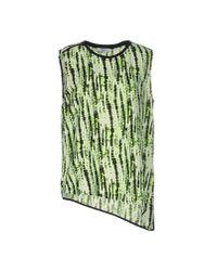 Suncoo - Green Top - Lyst
