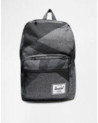 de6a1937baa9 Lyst - Herschel Supply Co. 20L Pop Quiz Backpack in Black for Men
