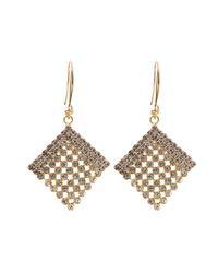Coast | Metallic Gatsby Earring | Lyst
