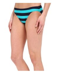 DKNY - Blue Iconic Stripe Classic Bottom - Lyst