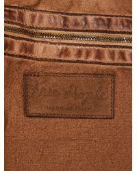 Free People Brown Torres Leather Tote
