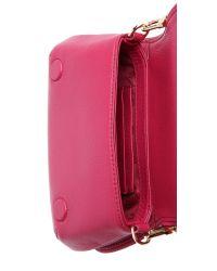Tory Burch | Pink Britten Mini Cross Body Bag - Raspberry | Lyst