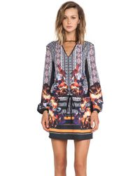 Clover Canyon - Multicolor Irish Box Dress - Lyst