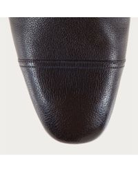 Bally Branton Men ́s Leather Lace Up Shoe In Black for men