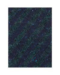 Billy Reid - Blue Point Knit Tie for Men - Lyst