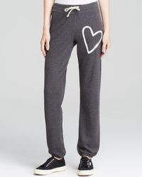 Peace Love World Gray Sweatpants - Love 2 Love Light Love