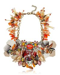 Anabela Chan | Multicolor Beasts Collection Necklace | Lyst