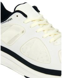 PUMA - White Puma Chalayan Haast Trainers for Men - Lyst