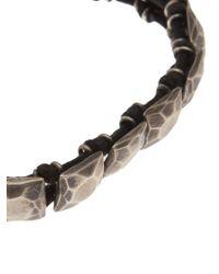 Beth Orduna | Metallic Studded Bracelet | Lyst
