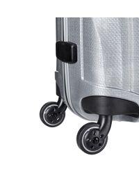 Samsonite Gray Cosmolite 2 4-Wheel Large Suitcase for men