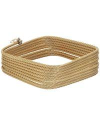 Alor - Metallic Classique Bracelet 04-37-s240-10 - Lyst
