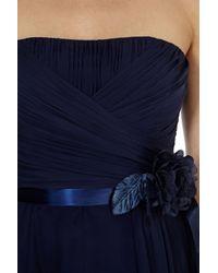 Coast | Blue Allure Short Dress | Lyst