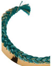 Aurelie Bidermann | Green 'copacabana' Necklace | Lyst