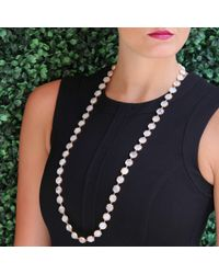 Irene Neuwirth Pink 11Mm Moonstone Necklace