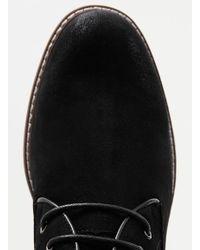 TOPMAN | Black Suedette Chukka Boots for Men | Lyst
