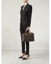 Louis Vuitton Brown Speedy 30 Monogram Bag