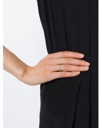 Natasha Collis   Metallic Nugget Single Diamond Ring   Lyst