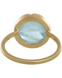 Irene Neuwirth - Metallic Gemstone Ring Size Os - Lyst