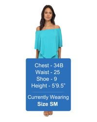 Culture Phit Blue Nalah Dress