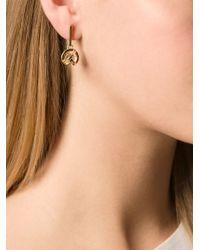 Lara Bohinc - Metallic 'planetaria' Earrings - Lyst